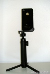 iPhone Stand Sidekic plus Bilora 1012 für Hochformat Panoramen