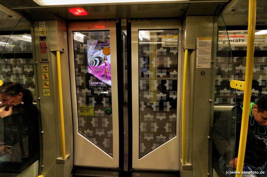 U-Bahn innen