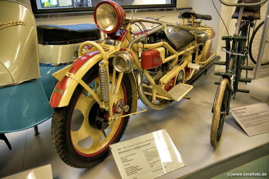 Reisemotorrad