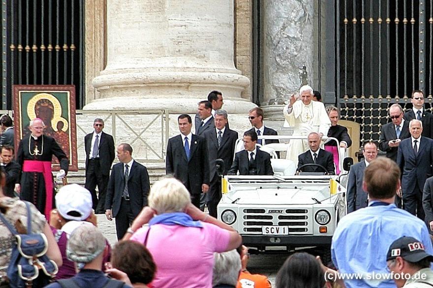Peterdom Vatikanstadt