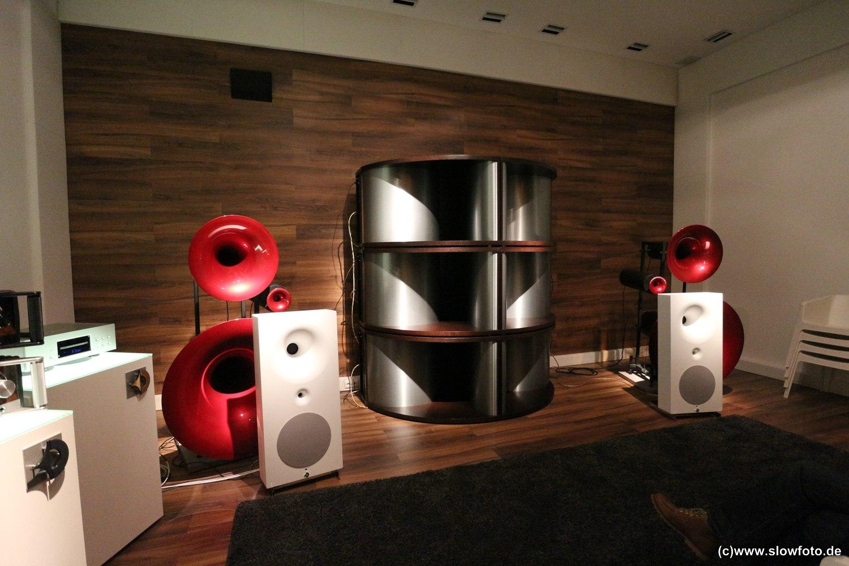 ...in der Halle der Klangkörper