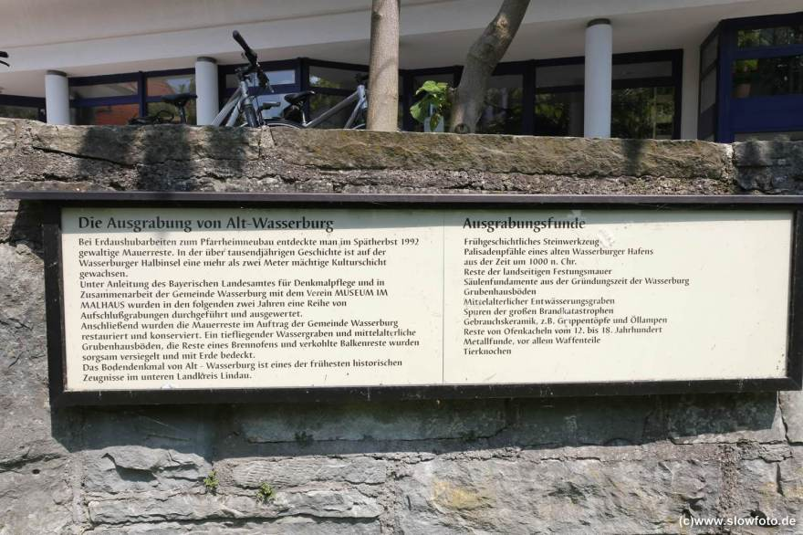 Bodendenkmal Alt-Wasserburg