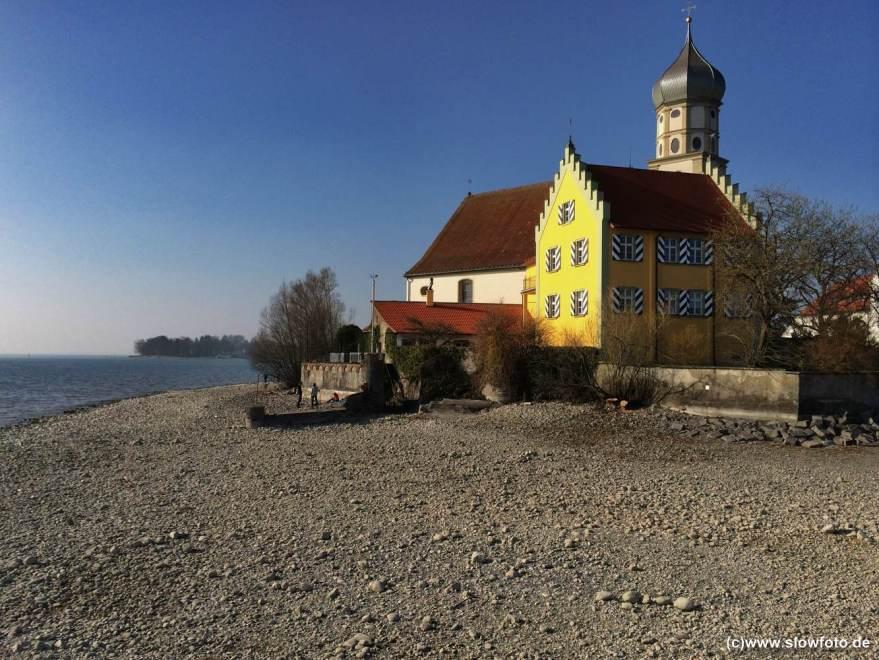 Halbinsel Kirche