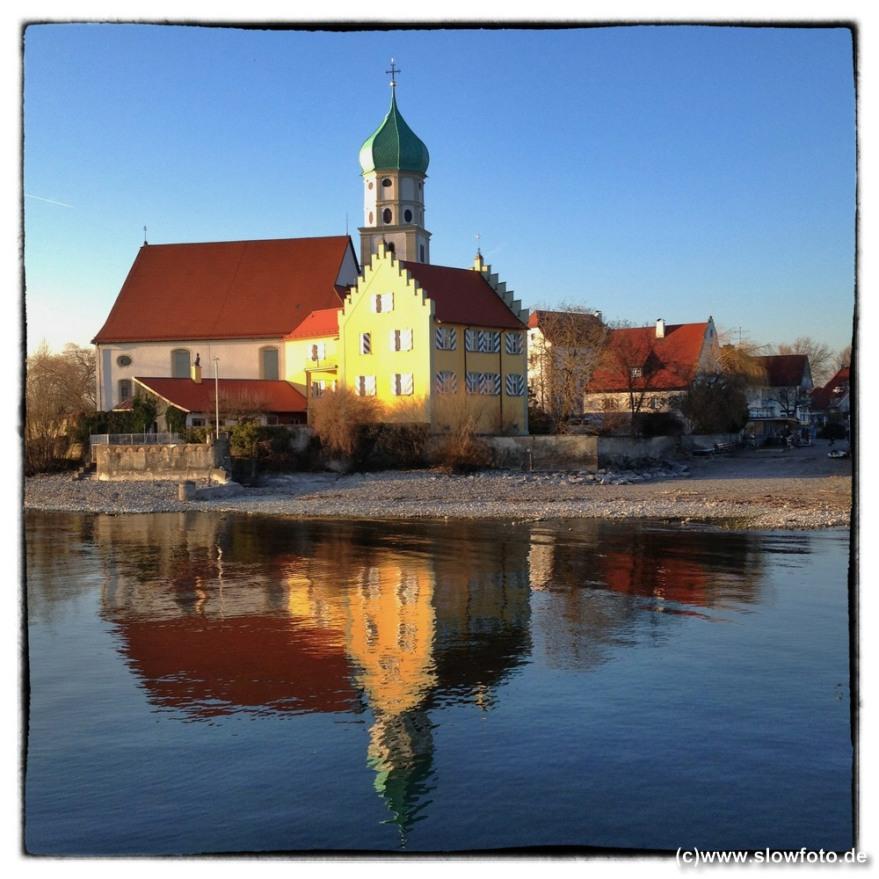 Inselkirche Sankt Georg