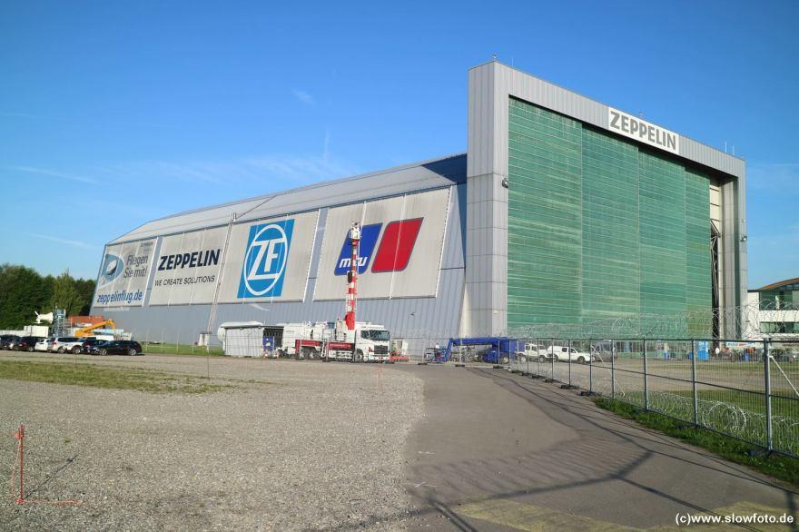 Parken am Hangar