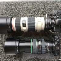 Canon EOS M3 - der elektronische Sucher EVF-DC1