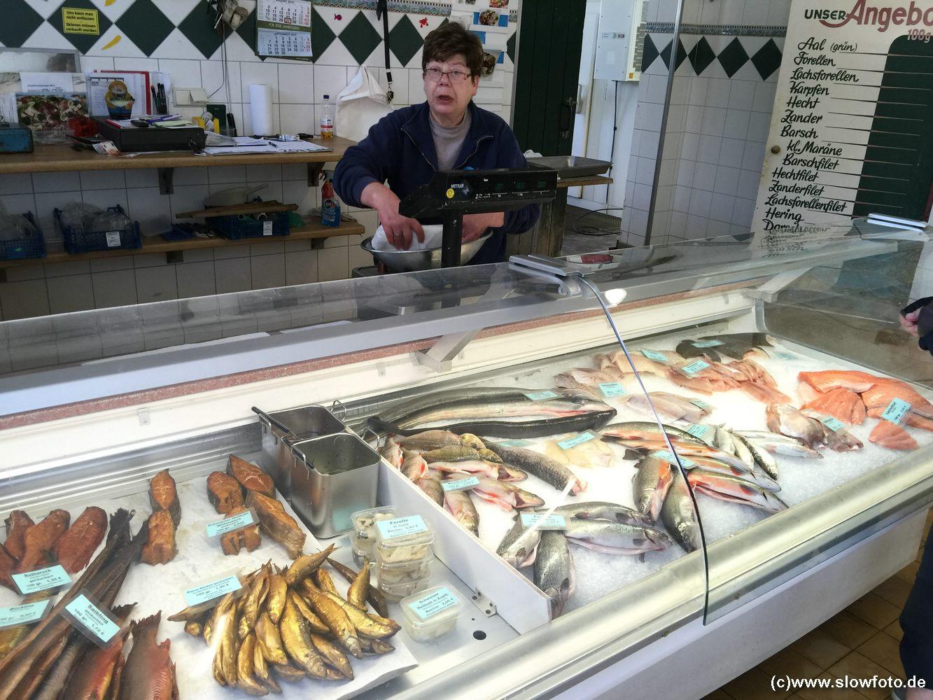 Schweriner Seefischerei - die letzte!