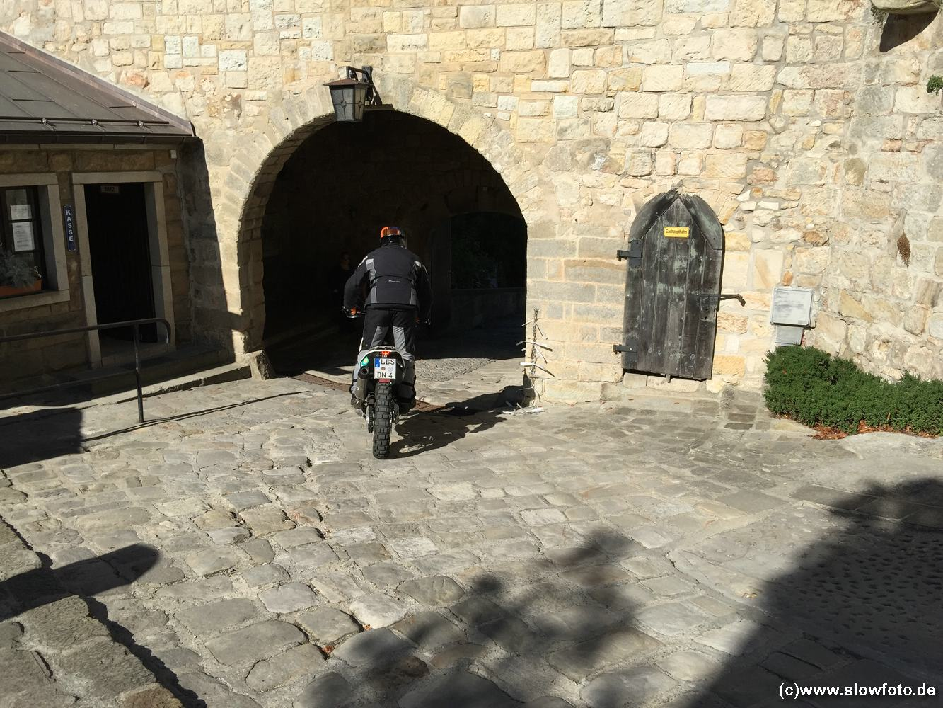 heute sind >bikers welcome<