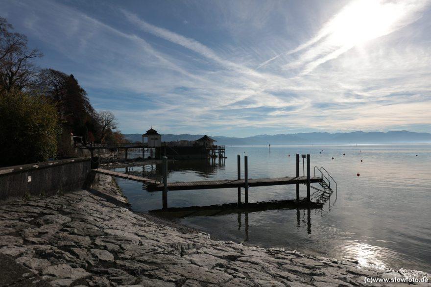 Uferweg nach Bad Aeschach