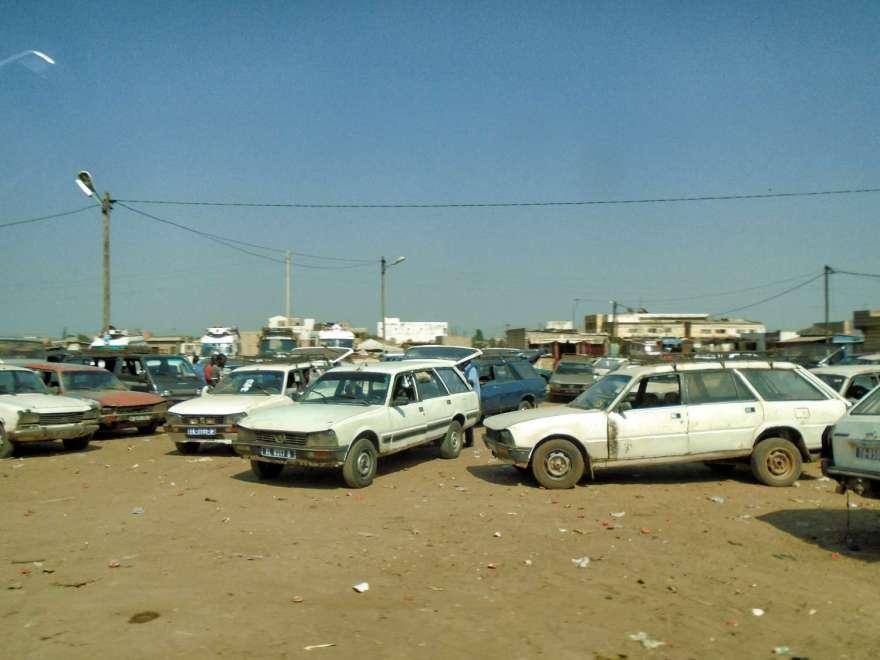 Senegal - Autos