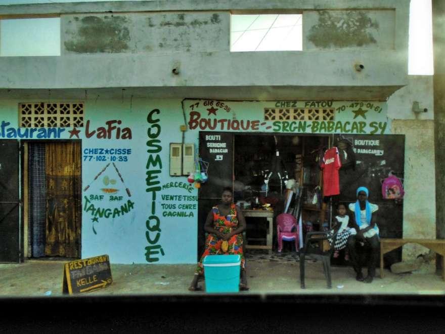 Senegal - Boutique