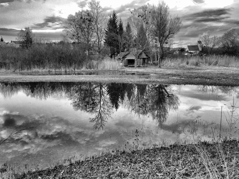 der kleine Bodensee - Mooslache