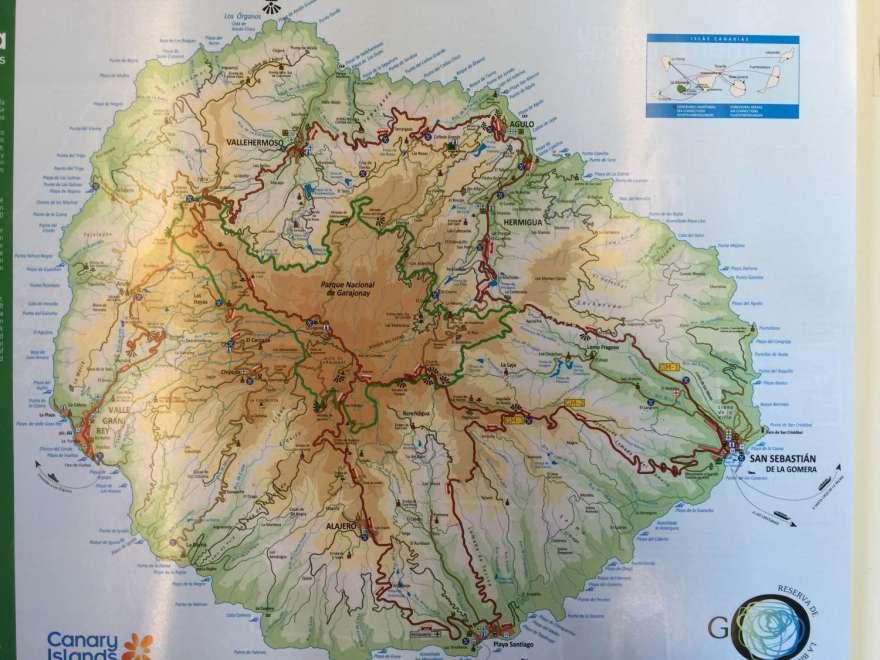 La Gomera und die Kanaren