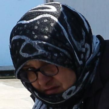 Detail Gesicht, Brille war AF Punkt