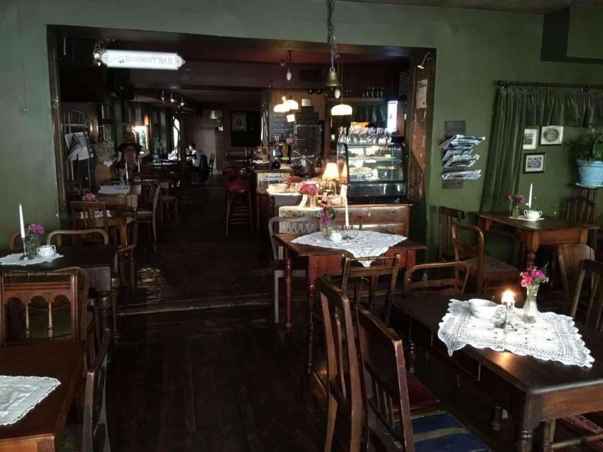 MILECZARNIA historisches Gasthaus