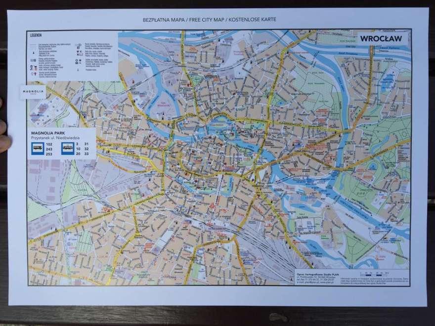 Karte Altstadt