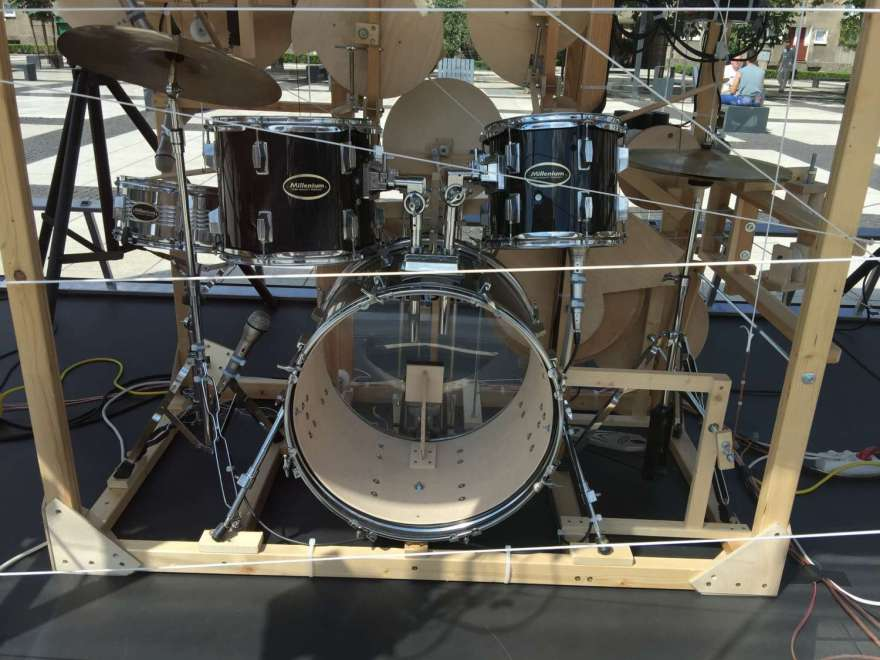 E-Schlagzeug