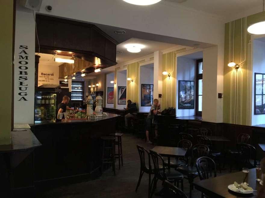 AMBASADA Pub