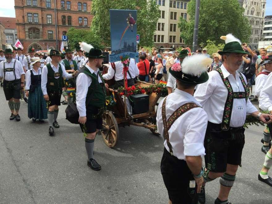 ohne Blasmusik ist es nicht Bayern