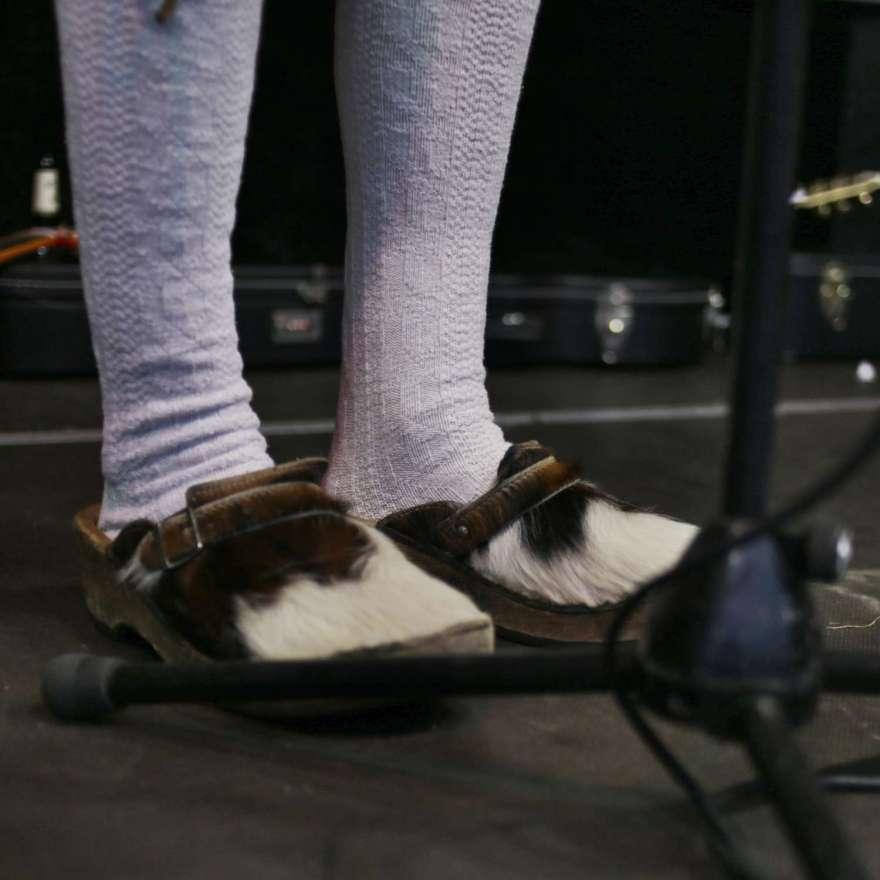 das heimische Schuhwerk