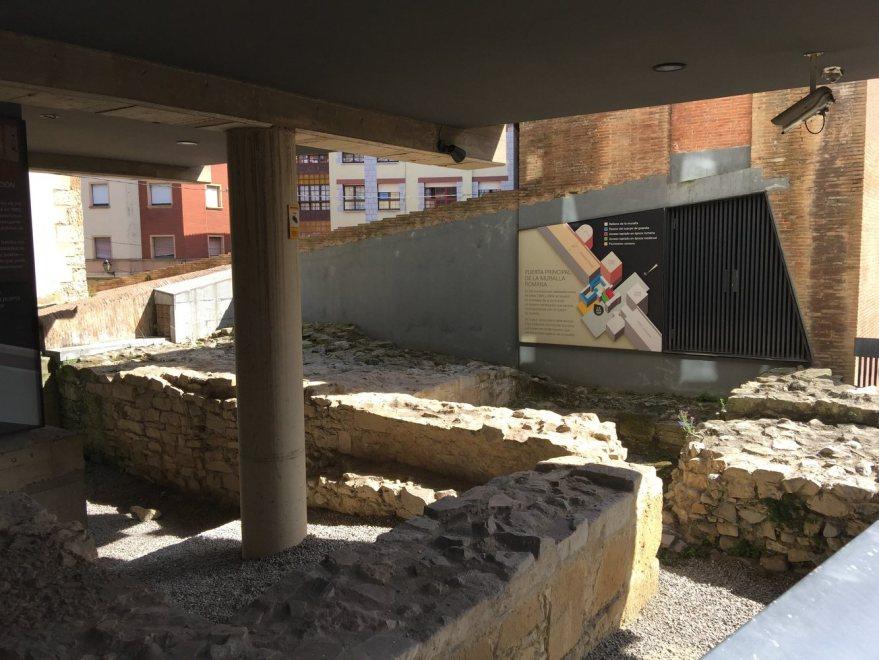 römische Pforte zur Altstadt
