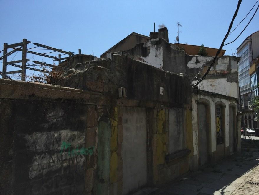 etliche Ruinen