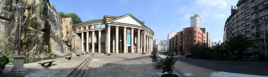 La Coruna Oper