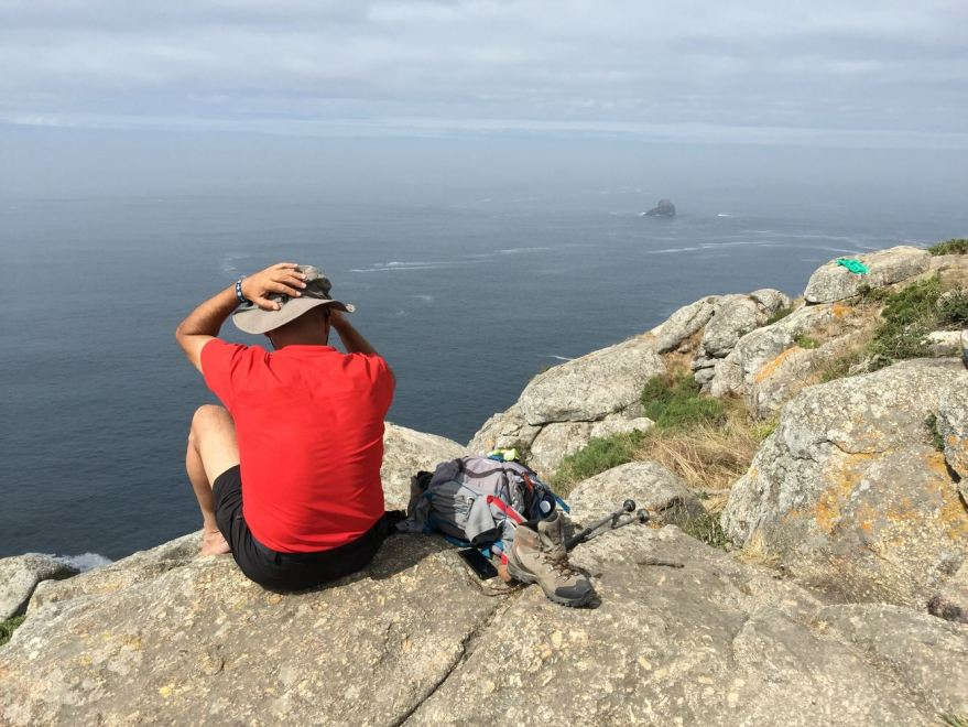 Blick Richtung Atlantik