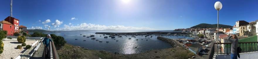 Bucht von Fisterra