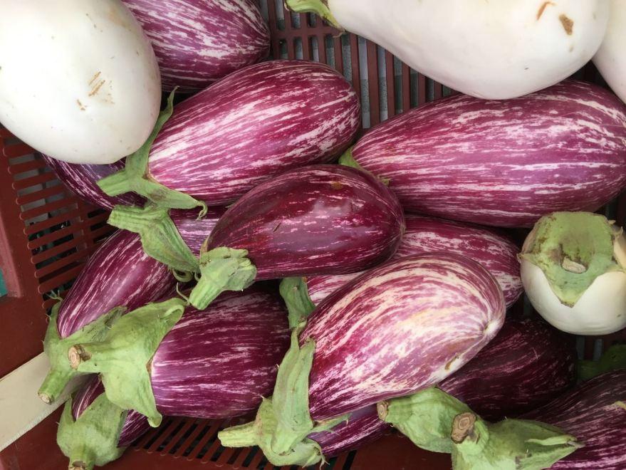 regionaler Gemüsemarkt