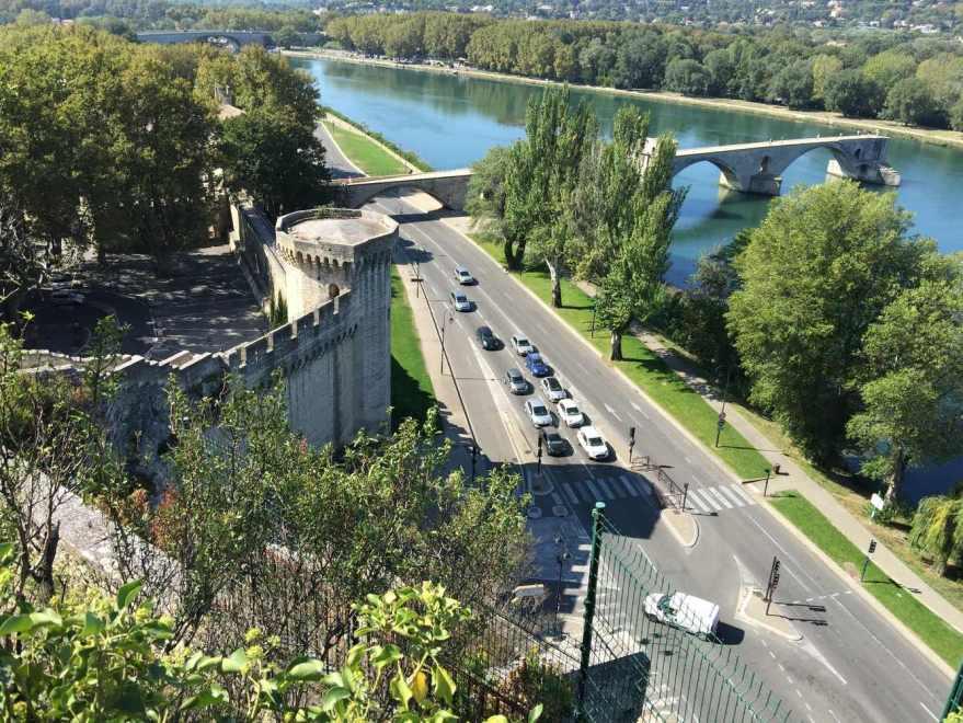 Le Pont als Sackgasse