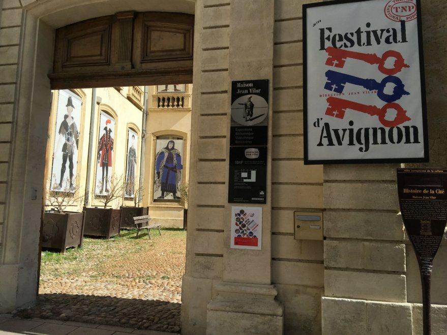 Avignon und die Kunst