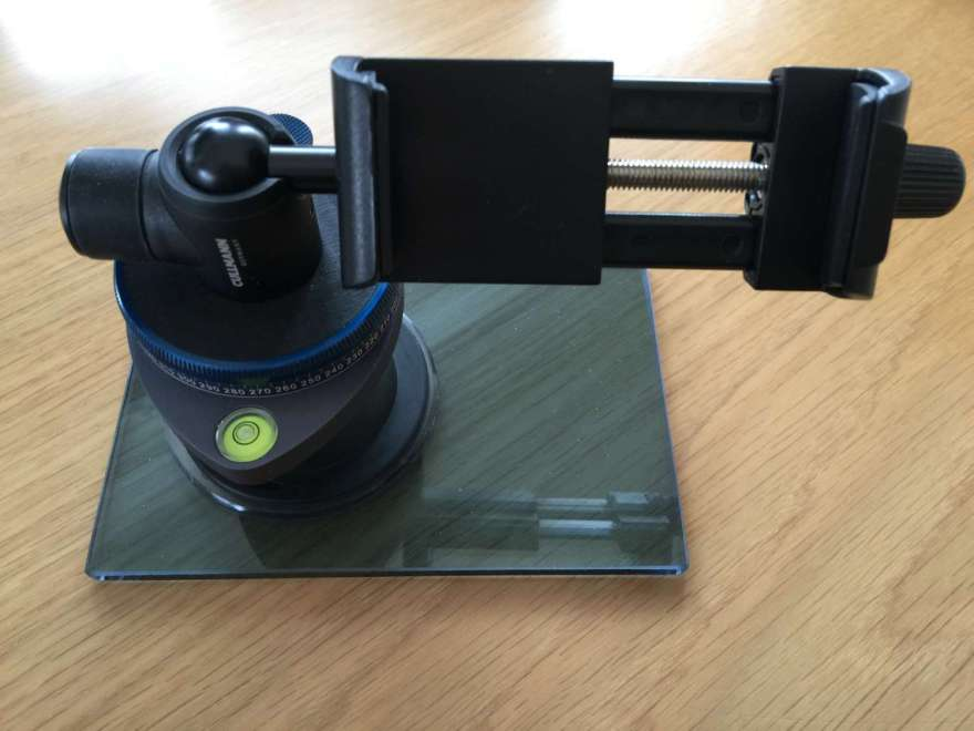 stabiler iPhon Stand