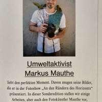 Abende, die sich lohnen:  Markus Mauthe - Hinterm Horizont...