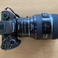Canon EOS M5 - Einstellungen